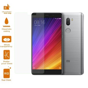 0.3mm Tempered Glass Screen Protector for Xiaomi Mi 5s Plus (Arc Edge)