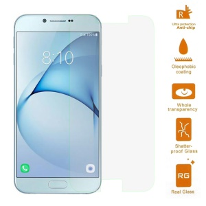 0.3mm Tempered Glass Screen Protector for Samsung Galaxy A8 (2016) (Arc Edge)