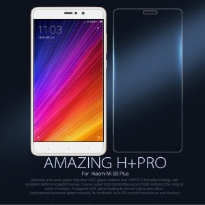 NILLKIN Amazing H+PRO for Xiaomi Mi 5s Plus Tempered Glass Screen Protector 9H 0.2mm