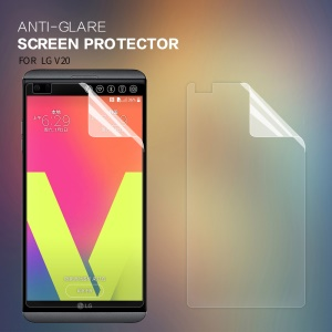 NILLKIN Matte Anti-scratch LCD Screen Protector Guard Film for LG V20
