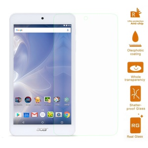 0.3mm Tempered Glass Screen Protector for Acer lconia One 7 B1-780 (Arc Edge)