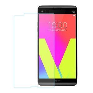 0.25mm Tempered Glass Screen Protector Guard Film for LG V20 Arc Edge