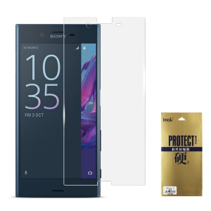 IMAK Explosion-proof Soft TPU Screen Protector Film for Sony Xperia X Compact