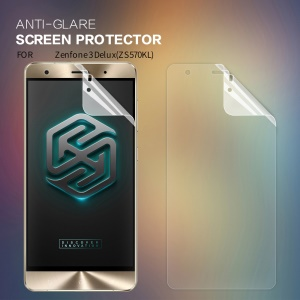 NILLKIN Matte Anti-scratch LCD Screen Film Protector for Asus Zenfone 3 Deluxe ZS570KL