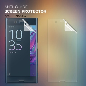 NILLKIN Matte Anti-scratch LCD Screen Protective Film for Sony Xperia XZs / XZ