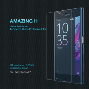NILLKIN Amazing H Anti-explosion Tempered Glass Screen Protector for Sony Xperia XZ