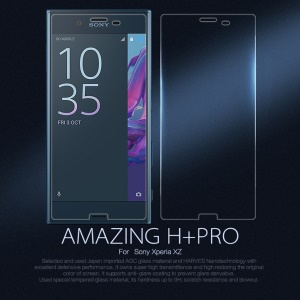 NILLKIN Amazing H+PRO for Sony Xperia XZ Tempered Glass Screen Protector Nanometer Anti-Explosion
