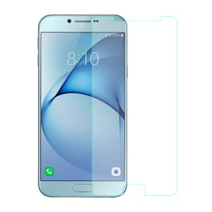 0.25mm Tempered Glass Screen Protector Guard Film for Samsung Galaxy J7 Prime / On7 (2016) Arc Edge