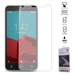 9H Tempered Glass Screen Protector Film for Vodafone Smart Turbo 7 - Transparent