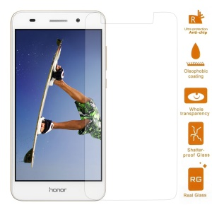 0.3mm Tempered Glass Screen Protector Guard for Huawei Y6 II/Y6II/ Honor 5A/ Honor Holly 3