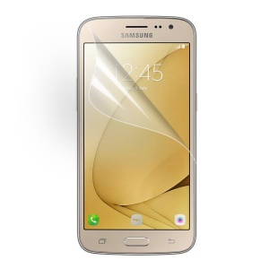 Ultra Clear LCD Screen Protector Film for Samsung Galaxy J2 Prime