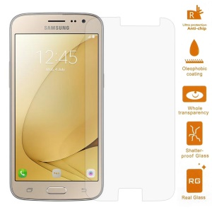 0.3mm Tempered Glass Screen Protector Guard Film for Samsung Galaxy J2 Prime