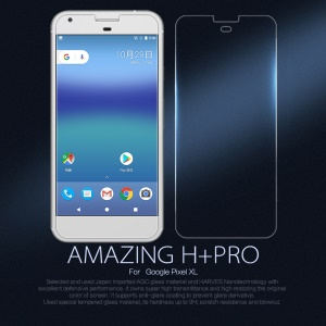 NILLKIN Amazing H+PRO for Google Pixel XL Tempered Glass Screen Film Nanometer Anti-Explosion