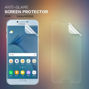 NILLKIN Matte Anti-scratch LCD Screen Protector Film for Samsung Galaxy A8 (2016)