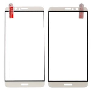 Full Covering Tempered Glass Screen Protector for Huawei Mate 9 Arc Edge - White