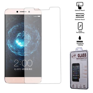 0.25mm Tempered Glass Screen Protector Guard for LeEco Le Pro3 (Arc Edge)