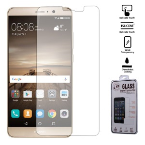 0.25mm Tempered Glass Screen Protector Film for Huawei Mate 9 (Arc Edge)