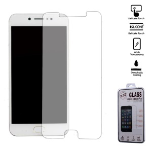 For Vivo Y67 Tempered Glass Screen Protector Guard Film 0.25mm (Arc Edge)