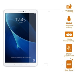 0.3mm Tempered Glass Screen Protector Film for Samsung Galaxy Tab A & S Pen P580 Arc Edge
