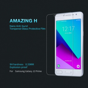NILLKIN Amazing H for Samsung Galaxy J2 Prime Tempered Glass Screen Protector 9H Anti-explosion