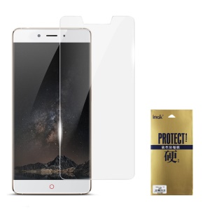 IMAK for ZTE nubia Z11 Soft TPU Screen Film Protector Explosion-proof