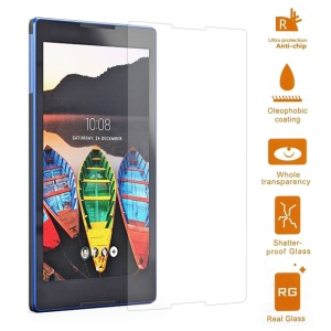 0.3mm Tempered Glass Screen Protector for Lenovo Tab3 8 Plus 8.0 inch (Arc Edge)