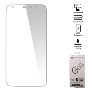 For Doogee HomTom HT5 Tempered Glass Screen Protector Film 9H (Arc Edge)