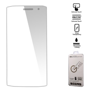 For Doogee HomTom HT7 Tempered Glass Screen Film Protector Guard (Arc Edge)
