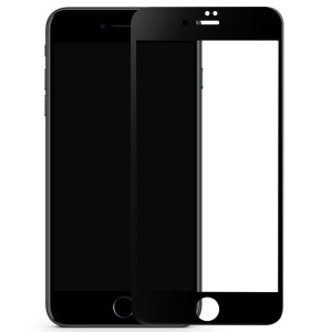 BENKS Magic XR Nano Anti-blue-ray Anti-explosion 3D Curved Full Screen Protector for iPhone 7 - Black