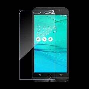 For Asus Zenfone Go ZB500KL Tempered Glass Screen Protector Film 0.3mm (Arc Edge)