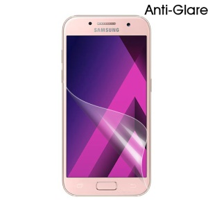 Para Samsung Galaxy A3(2017) mate contra-resplandor LCD Mobile Screen Guard Película