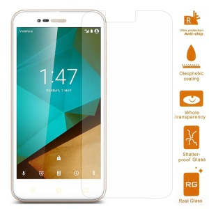 Screen Protector for Vodafone Smart Prime 7 Tempered Glass 0.3mm Arc Edge