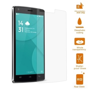 Screen Protector for Doogee X5 Max Tempered Glass 0.3mm Arc Edge