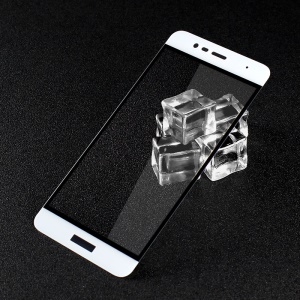 IMAK Full Size Mobile Tempered Glass Screen Guard for Asus Zenfone 3 Max ZC520TL - White