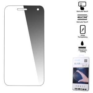 Anti-blue-ray Screen Guard Tempered Glass Film 2.5D Arc Edge for Nomu S20