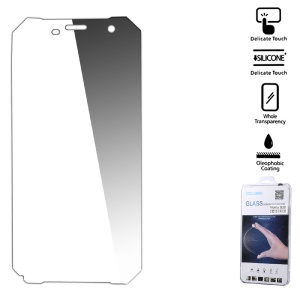 Anti-blue-ray Full Glue Tempered Glass Screen Protector 2.5D Arc Edge for Nomu S30