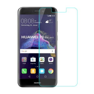 Huawei P8 Lite (2017)/Honor 8 Lite 33.1 mm Tempered Glass Screen Protector Film (Arc Edge)