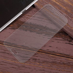 For Samsung Galaxy A5 (2017) A520 Full Coverage Tempered Glass Screen Protector Film - Transparent