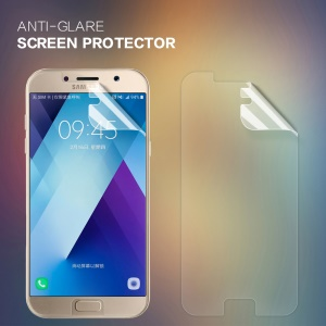 NILLKIN for Samsung Galaxy A3 (2017) Matte Anti-scratch LCD Screen Protector Mobile Guard Film