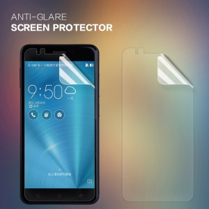 NILLKIN Anti-scratch Matte Screen Protector Shield Film for Asus Zenfone 3 Zoom ZE553KL