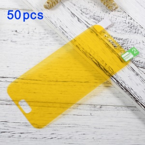 50Pcs/Set for Samsung Galaxy A3 (2017) Full Size Soft Mobile Screen Protector Films