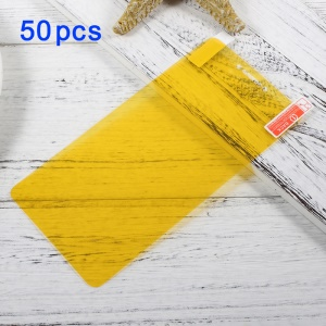 For Xiaomi Mi Max 50Pcs/Set Full Size Soft Phone LCD Screen Protector Films