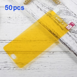 For Xiaomi Mi 5s 50Pcs/Set Full Coverage Soft Mobile Screen Protector Films