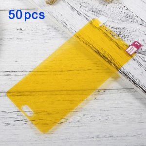 50Pcs/Set for Xiaomi Redmi Pro Complete Coverage Soft Mobile Screen Films