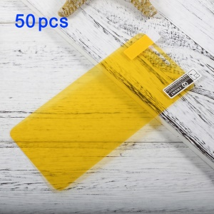50Pcs/Set Full Coverage Soft LCD Screen Films for Asus Zenfone 3 ZE520KL
