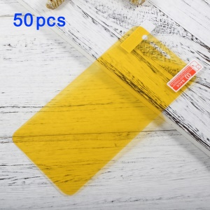 50Pcs/Set for Asus Zenfone 3 ZE552KL Full Coverage Soft Screen Protector Films