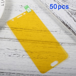 50Pcs/Lot Soft Screen Protection Film Full Coverage for Samsung Galaxy J7 Prime/On7 2016