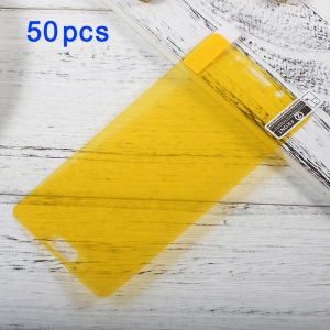 50Pcs/Set Full Cover Soft LCD Protector Screen Films for Huawei Mate 9 Pro