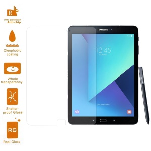 0.3mm Tablet Tempered Glass Screen Protector for Samsung Galaxy Tab S3 8.0'' (Arc Edge)
