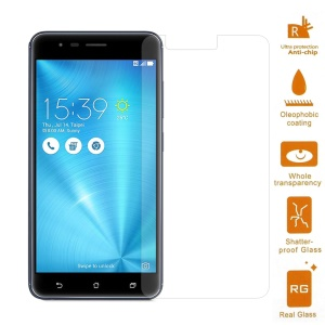 0.3mm Mobile Tempered Glass Screen Protector for Asus Zenfone 3 Zoom ZE553KL (Arc Edge)